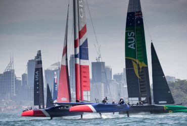 Solent Rib Charter Announced as Official Rib Supplier for SailGP, Cowes