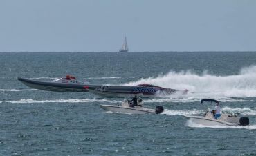Cowes - Torquay Powerboat Race 2019
