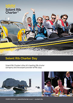 Solent Rib Charter Day