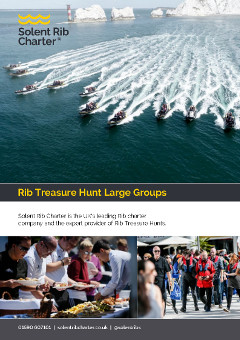 Rib Treasure Hunt Large Group