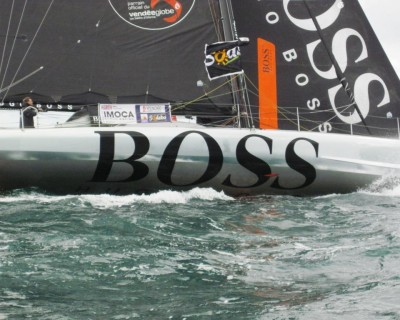 SRC at the Vendee Globe