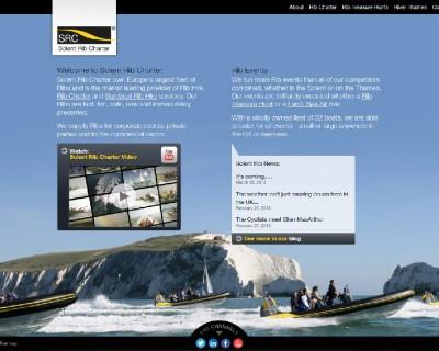 SRC new website launch