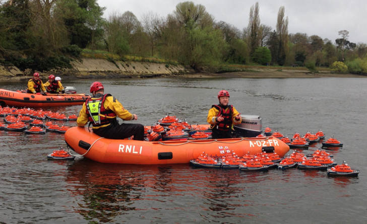 RNLI Alternative Boat Race
