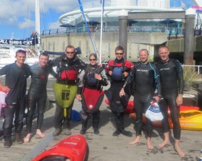 Charity Solent Swim