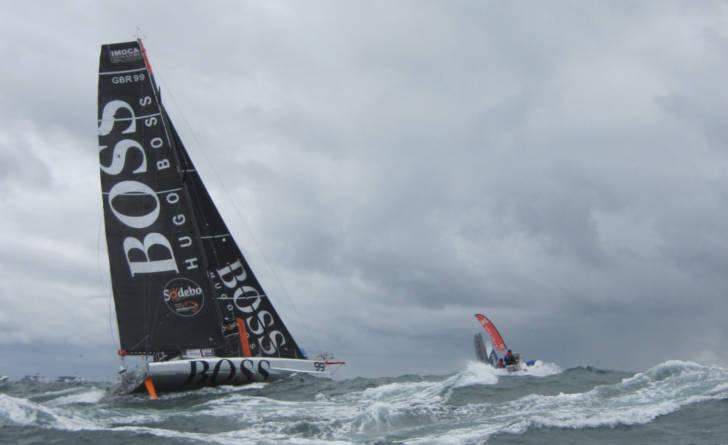 New yacht for Alex Thomson