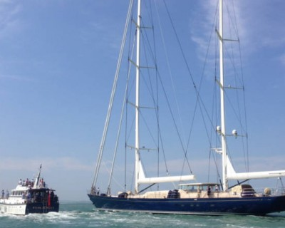 John's memorable charter of 2014, Brewin Dolphin Commodores Cup