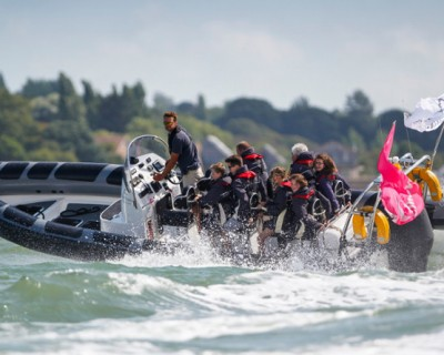 Simon's favourite charter… Cowes Week!