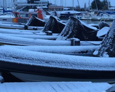 Snowy Ribs