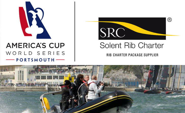 America's Cup Official Rib Supplier