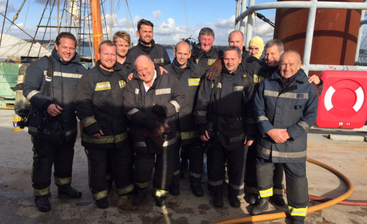 STCW Firegroup