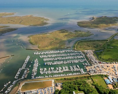 Our home marina – The best in the UK