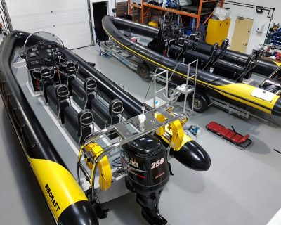 Rib Winter Refits