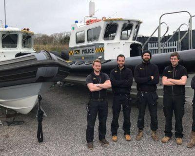 CRC RNLI Charity Life Boat Challenge