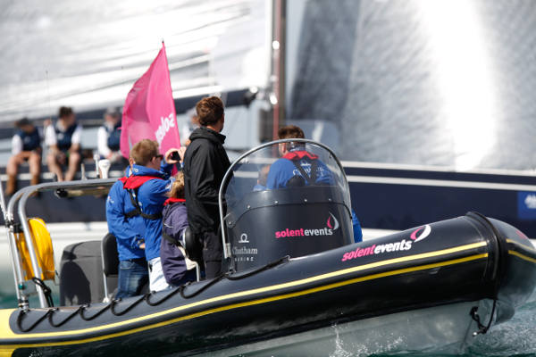 Cowes Week charter