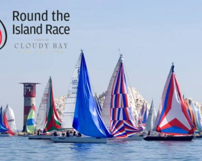 Round The Island Race 2017