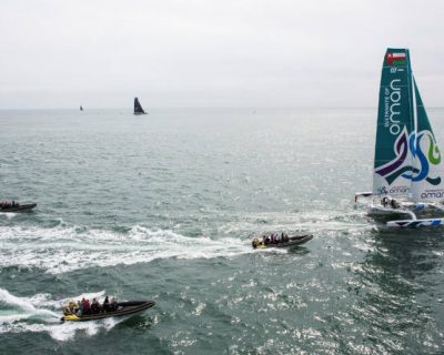 Rolex Fastnet Race start Sunday 6th August