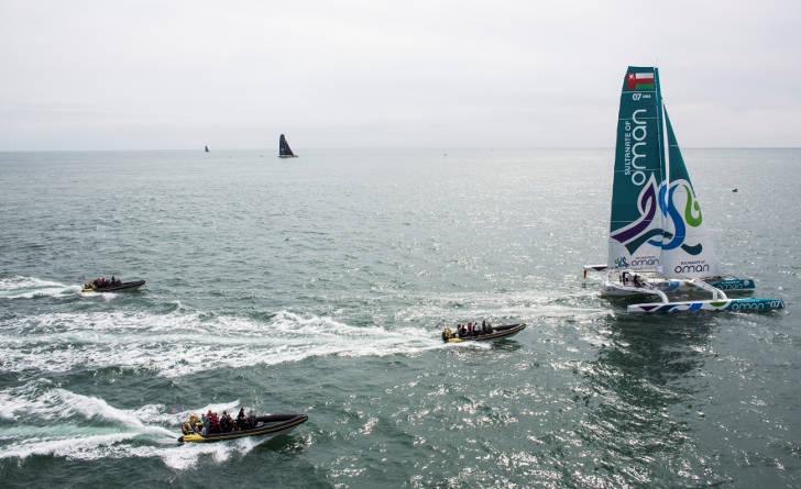 Rolex Fastnet Race start Sunday 6th August