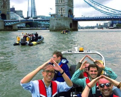 Abellio Takes on the Thames!