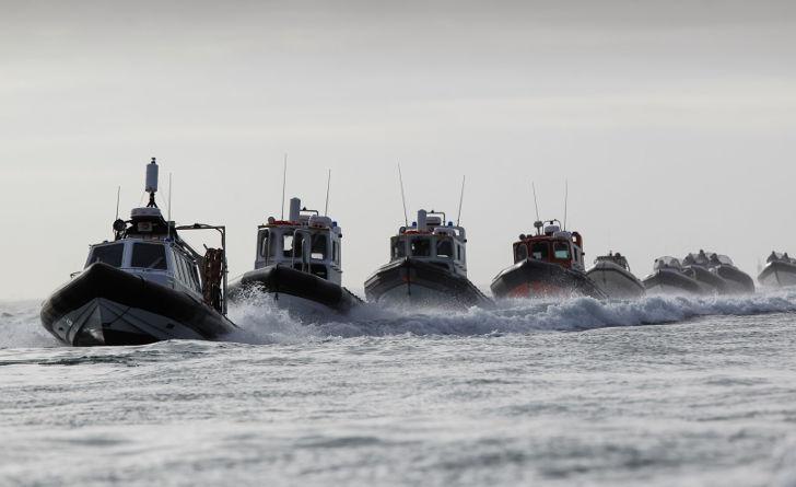 Rib Charter Fleet
