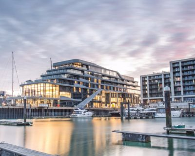 Southampton Harbour Hotel Launch