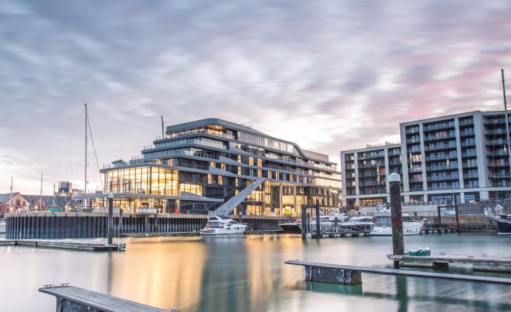 Southampton Harbour Hotel Launch