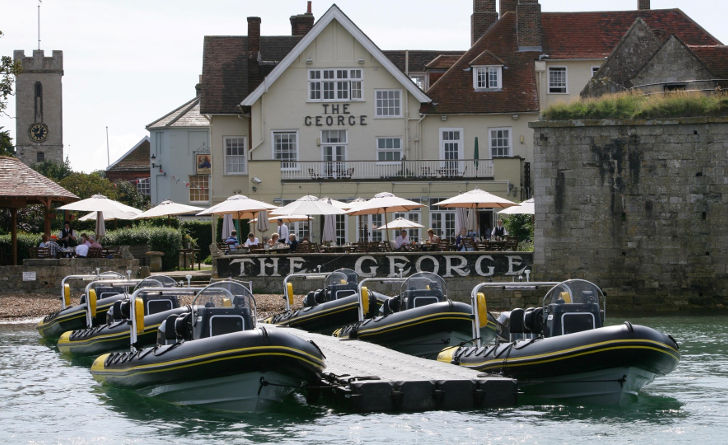 The George Hotel, Yarmouth