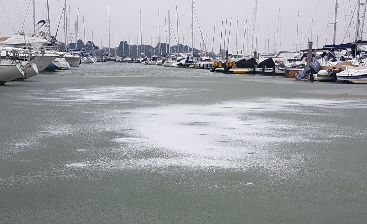 Our Boats are on Thin Ice...