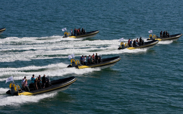 2019 events on the Solent