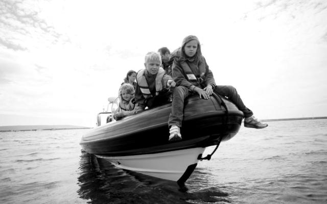 Family Rib charter