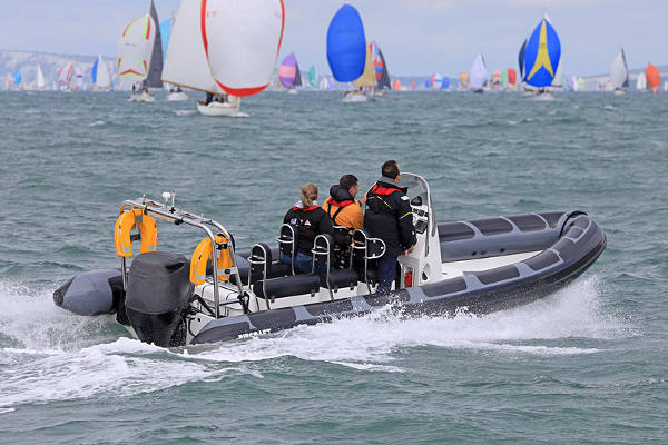 Round The Island Race Viewing