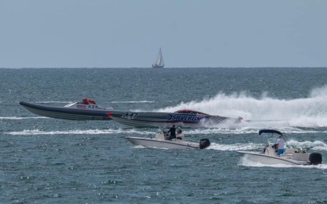 A21 - Pippa Powerboat