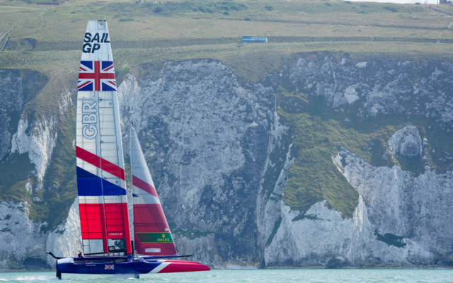 Team GBR SailGP