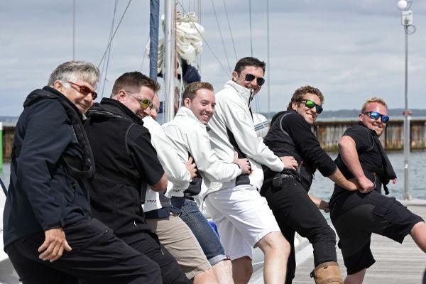 skippers on Treasure Hunt