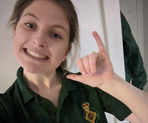 Sarah Ambulance
